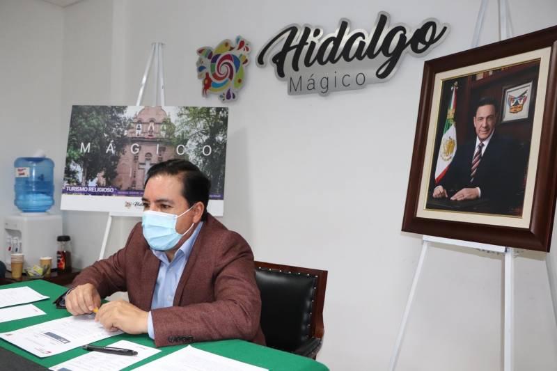 Pueblos Mágicos de Hidalgo se preparan para la nueva normalidad