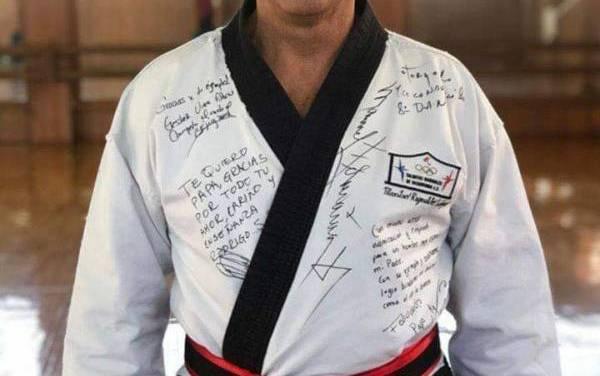 Falleció Reinaldo Salazar, taekwondoín mexicano