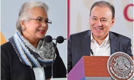 Alfonso Durazo y Olga Sánchez aumentan sus ingresos en un año