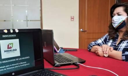 Hidalgo presenta buenas prácticas en atención a mujeres en situación de violencia