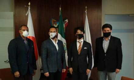Hidalgo y Japón suman esfuerzos en pro de tratamientos alternativos contra COVID-19