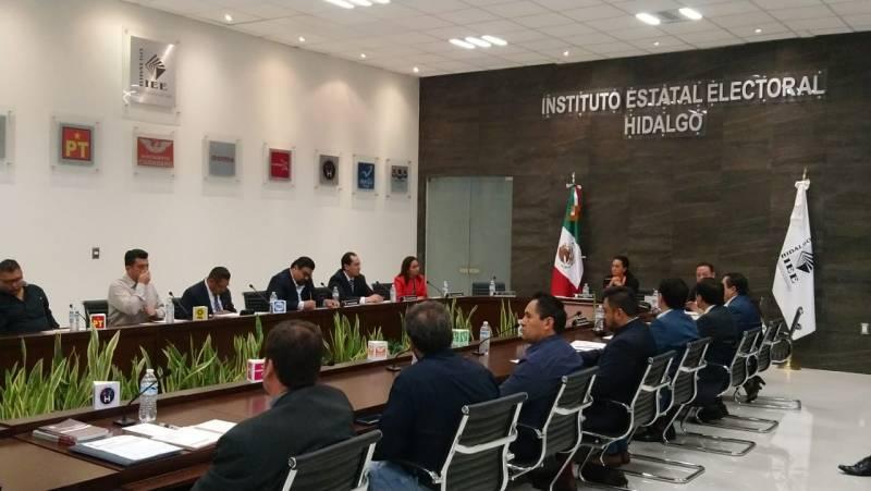 IEEH  iniciará propuesta de presupuesto para el ejercicio fiscal 2021 después de elecciones