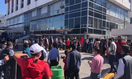 Obreros piden apoyo para el campo