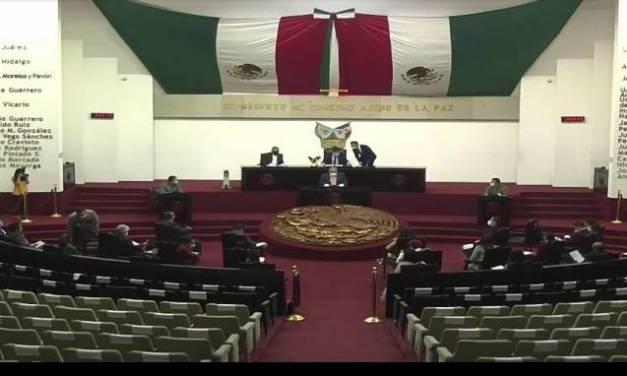 Congreso aprueba Ley de Amnistía para el Estado de Hidalgo