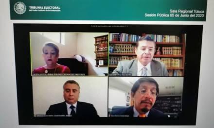 Piden al TEEH que ratificación de denuncias sea vía electrónica