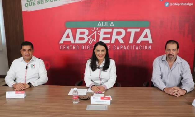 PRI Hidalgo pone en marcha campaña digital: El partido que se mueve
