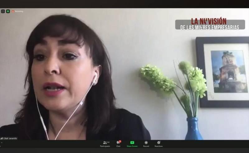 Mujeres empresarias aportan ideas para enfrentar crisis por pandemia