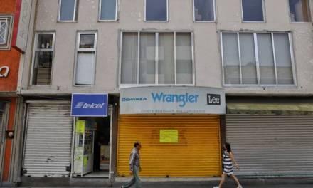 Comerciantes del centro de Pachuca abrirían sus puertas el 15 de junio