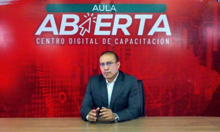 Confinamiento, oportunidad para crecer: Fortino Díaz