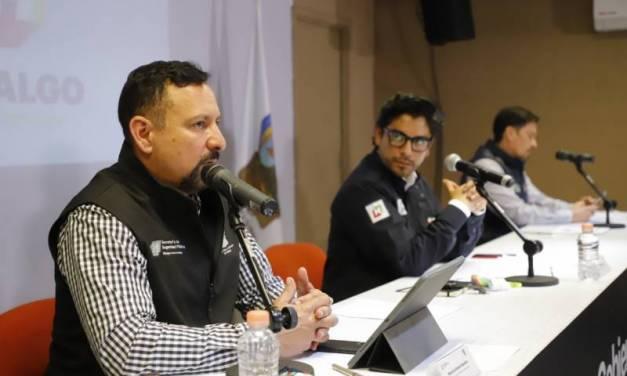 Continúa activo Operativo Puerta Norte, en límites de Hidalgo y Querétaro