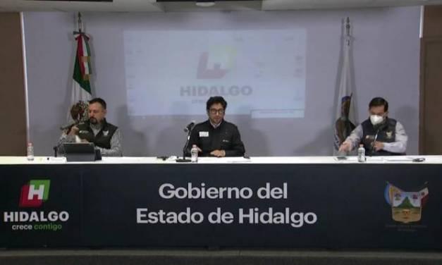 Hidalgo, estado que más redujo su incidencia delictiva en mayo