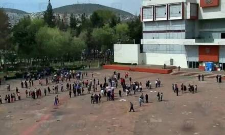 Sismo no dejó afectaciones en Hidalgo