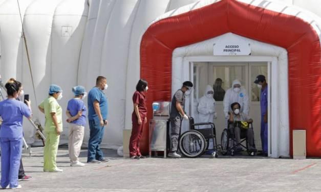 19 hospitales de Hidalgo con más del 75 por ciento de ocupación por pacientes con COVID