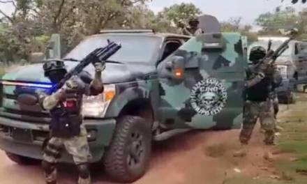 No hay grupo criminal que pueda enfrentar a las fuerzas federales, asegura Durazo