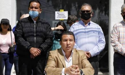 Carlos Ham otorga operación de la Canaco Pachuca a Sergio Trujillo