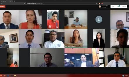 UPE realiza ceremonia de titulación en línea