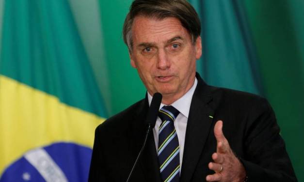 Jair Bolsonaro, presidente de Brasil, dio positivo a COVID-19