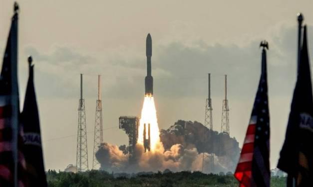 NASA lanza cohete Perseverance hacia Marte