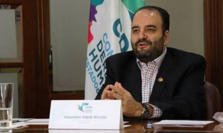 CDHEH presentará diagnósticos de Barandillas 2019 y penitenciario 2020