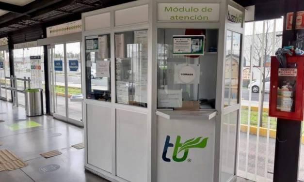 Reinician parcialmente trámites para usuarios del Tuzobús