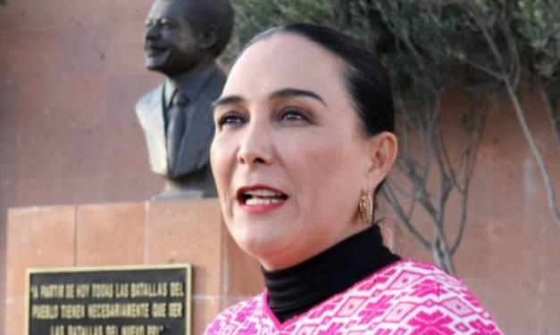El personal médico tiene vocación humanista no mercantilista: Erika Rodríguez