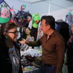 Respalda Gobierno de Hidalgo al sector artesanal