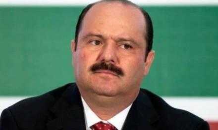 Detienen al exgobernador de Chihuahua, César Duarte, en Florida