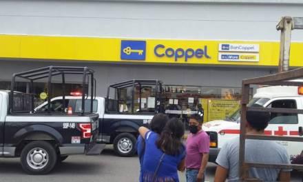 Detienen a 4 tras asalto a Coppel de Ixmiquilpan