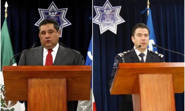 Acusa Estados Unidos a dos exfuncionarios mexicanos de narcotraficantes