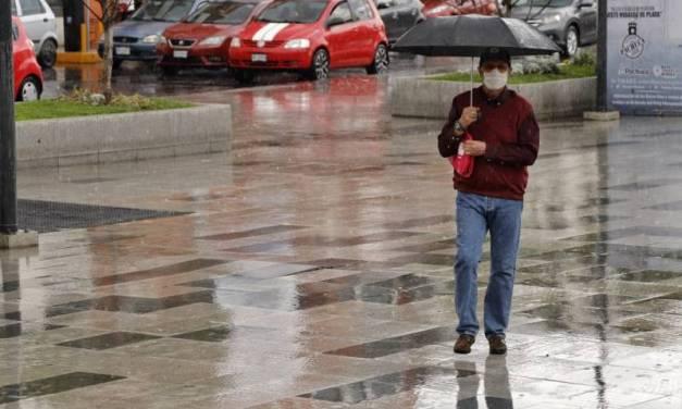 Pronostican más lluvias para este sábado en Pachuca