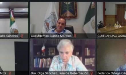 Reconoce Olga Sánchez fricción entre autoridades por pandemia