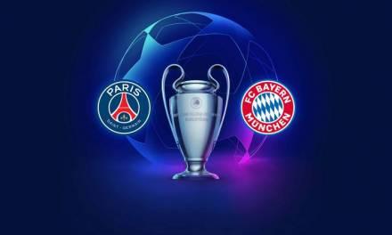 PSG enfrentará a Bayern Munich en final de Champions