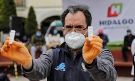 500 mdp se invierten en la compra de medicamentos, en Hidalgo
