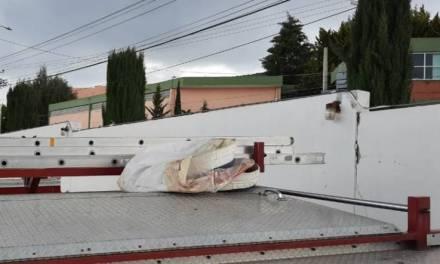 Terminan aventadas las cápsulas de traslado de pacientes entregadas por Yolanda Tellería