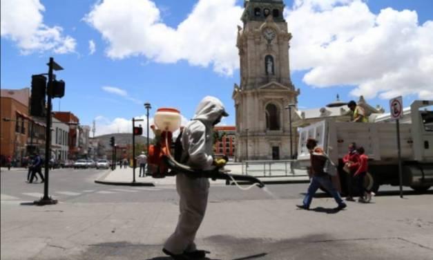 En 4 semanas descendería curva de contagios en Hidalgo