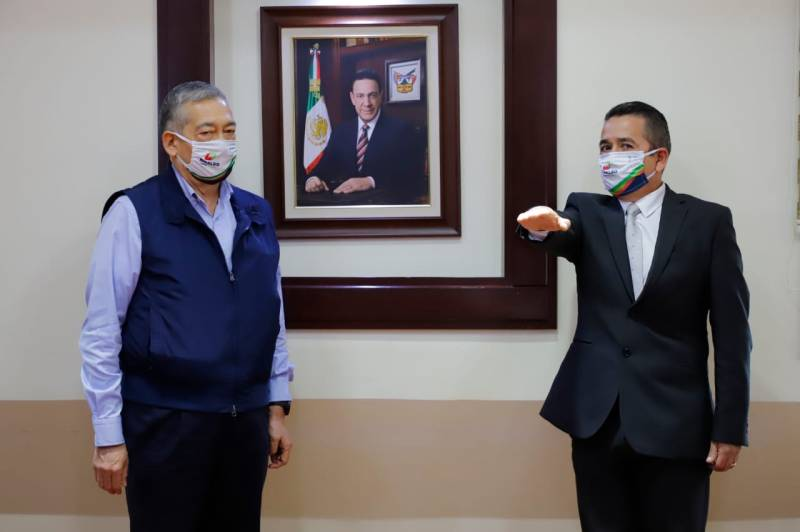 Renuevan subsecretarios de Gobierno en Huasteca y Valle del Mezquital