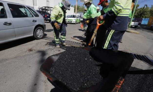 Invertirán 32 mdp para rehabilitar tramos carreteros de Actopan