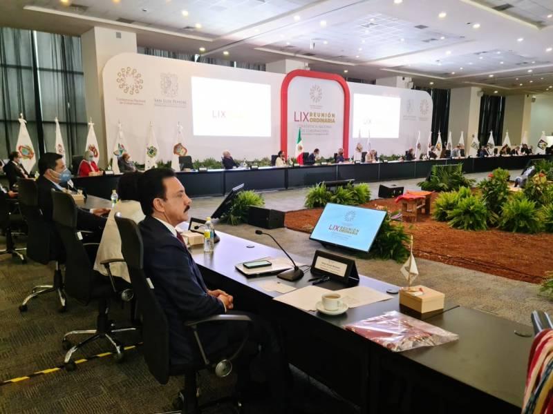 Presenta iniciativas Fayad para acelerar reactivación económica