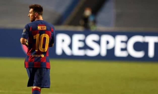 Lionel Messi comunica al Barcelona su deseo de irse