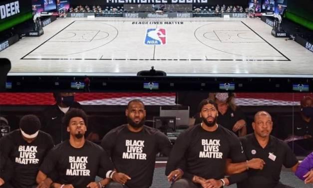 NBA suspende juegos de playoffs tras protestas raciales