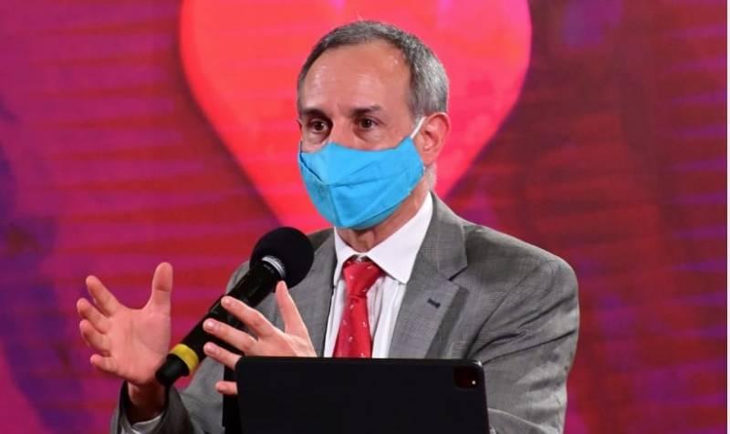 López-Gatell pide prudencia ante semáforo verde en Campeche