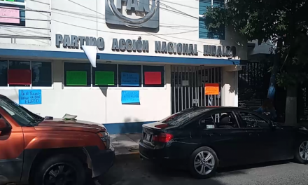 Panistas piden destitución de Cornelio García