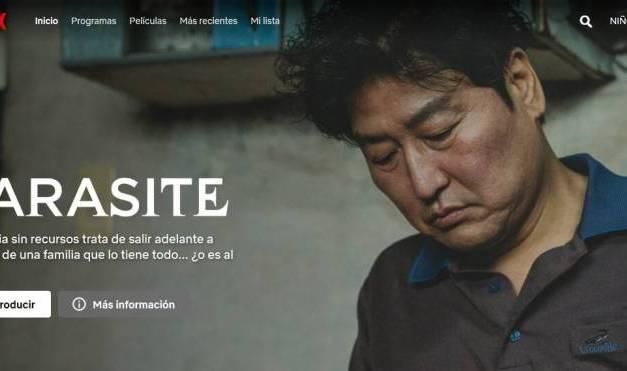 Parasite, ganadora del Oscar, está disponible en Netflix