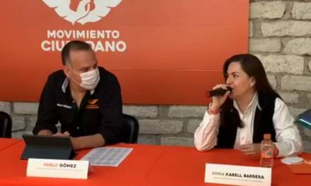 MC resgistró  58 candidatos para alcaldías de Hidalgo