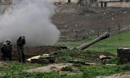 Armenia y Azerbaiyán intensifican choque armado