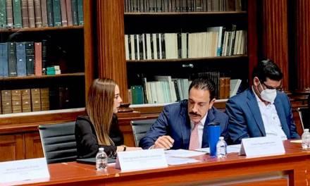Participa Omar Fayad en reunión de gobernadores