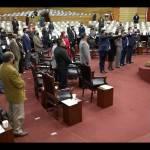 Aprueban dictamen de la designación de los comisionados del ITAIH