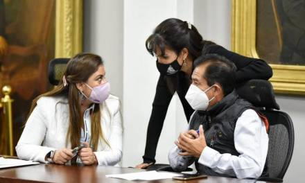 Suspenden sesión de Diputación Permanente por falta de quórum