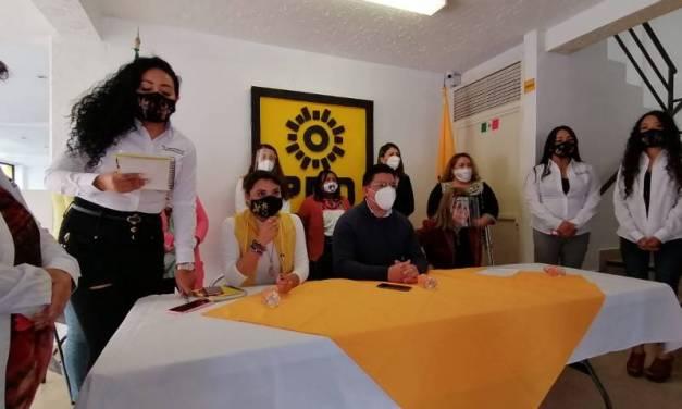 PRD pide protocolo de atención a candidatas ante actos de violencia