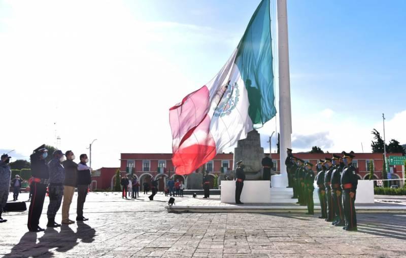 Saldo blanco por festejos del 210 aniversario del Grito de Independencia